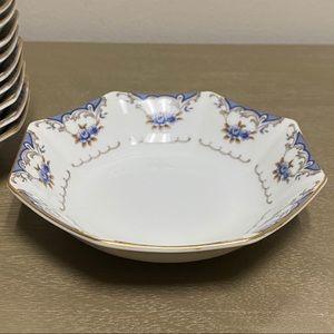 "Vintage Dining - Vintage Harmony House ""Versailles"" Fruit Bowls"